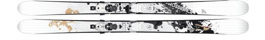 Горные лыжи Rossignol Scratch Brigade + Scratch Ti 140
