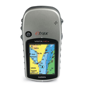 Навигатор Garmin eTrex Vista H Color X