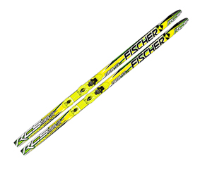 Беговые лыжи Fischer RCS Carbonlite Classic Plus Soft / RCS Carbonlite Classic Plus Med.