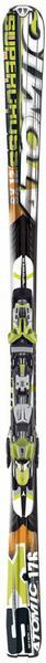 Горные лыжи Atomic SX 12pb + крепления Neox 614