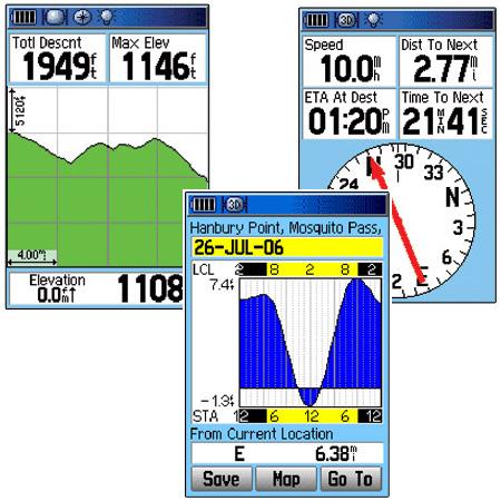 Навигатор Garmin GPSMAP 76 CSx