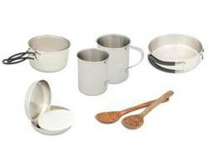 Туристическая посуда Tatonka Picnic Set