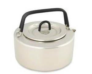Чайник из нержавеющей стали Tatonka Teapot 1